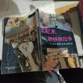 世纪末的特殊战争 — 中国反毒前沿采访纪实