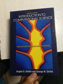 现货 Introduction to Computational Science : Modeling and Simulation for the Sciences  英文原版 计算科学概论:建模与仿真  普林斯顿大学