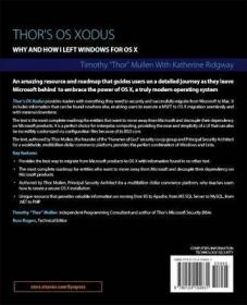 Thor's OS Xodus : Why And How I Left Windows For OS X-托尔的操作系统Xodus:为什么和如何离开Windows For OS X