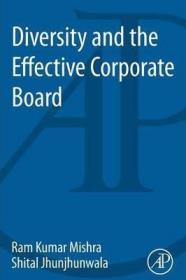 Diversity and the Effective Corporate Board-多元化与有效的公司董事会