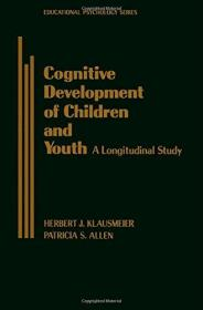 Cognitive Development of Children and Youth: A Longitudinal Study-儿童与青少年认知发展的纵向研究