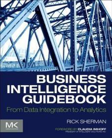 Business Intelligence Guidebook: From Data Integration to Analytics-商业智能指南:从数据集成到分析