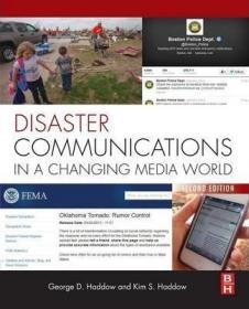 Disaster Communications in a Changing Media World-媒体世界变化中的灾难传播