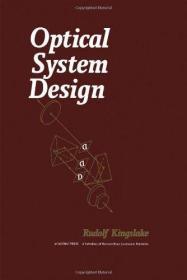 Optical System Design-光学系统设计