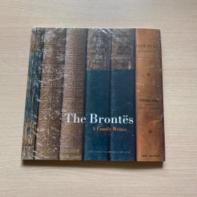 (英文原版)The Brontës:A Family Writes(New Editon)全新未开封