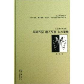 早期作品 唐人故事 似水柔情 王小波著 9787535466952
