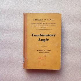 combinatory logic 组合逻辑 第一卷