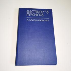 电机第三卷 ELECTRICAL MACHINES Vol. 3