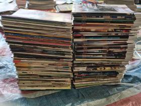 围棋天地杂志围棋天地期刊196本,照片中所列期数中2002第6期已经单独售出。其他具体期数见照片