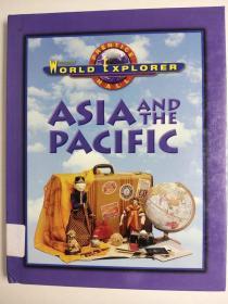 特价清仓 WORLD EXPLORER ASIA AND PACIFIC 世界探险家 亚洲和太平洋 英文版精装