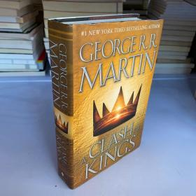 A Clash of Kings:A Song of Ice and Fire: Book Two
