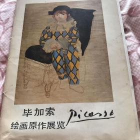 毕加索绘画原作展览