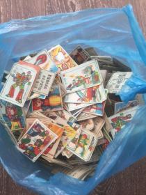 童年怀旧 老洋画 变形金刚 游戏牌等