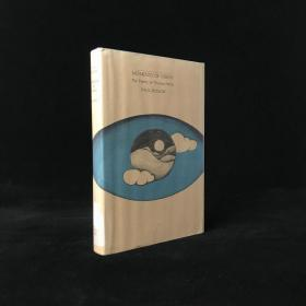 1974年 Moments of Vision: The Poetry of Thomas Hardy by Zietlow, Paul 精装