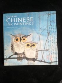 Modern Chinese Ink Paintings: A Century of New Directions