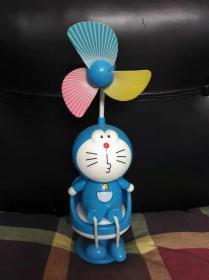 怀旧收藏 九十年代儿童塑料玩具 哆啦A梦机器猫 童年回忆 收藏