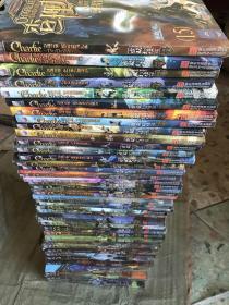 墨多多谜境冒险系列:查理九世-1--20册、第二季1.2.4.5.7-12.14-25.27.28.29.30.)46本合售