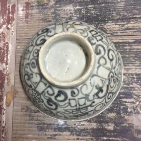 清末民初喜碗,瓷器标本价出让