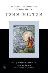 The Complete Poetry and Essential Prose of John Milton (Modern Library (Hardcover)) by Milton, John