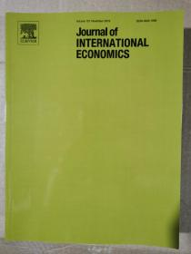 Journal of International Economics 2019年11月 英文版