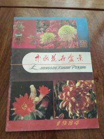 中国花卉盆景(创刊号)