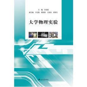 大学物理实验 许伯强 主编 9787811302066
