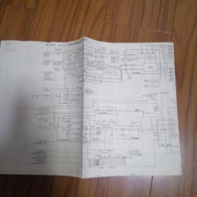 松下NV—450/250录像机伺服电路方框图