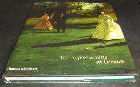 2手英文 The Impressionists at Leisure 休闲印象派 sec65