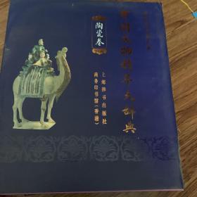 中国文物精华大辞典(陶瓷卷)