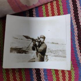 老照片军人
