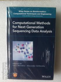 现货 Computational Methods for Next Generation Sequencing Data Analysis 英文原版  新一代测序数据分析计算方法 生物信息学