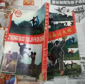 中国腿击法大成