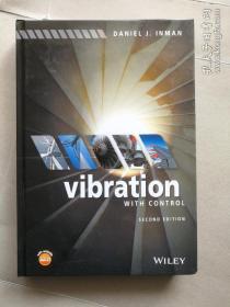 现货  Vibration with Control  英文版 振动与控制 振动理论 振动分析 应用