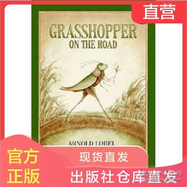 Grasshopper on the Road (I Can Read, Level 2)蚱蜢旅行记 英文原版