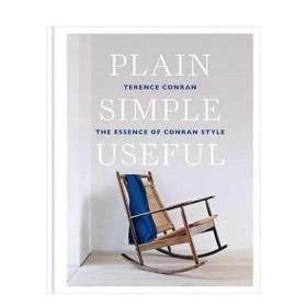 室内设计师Plain Simple Useful 朴实简单但有用居住空间装潢画册