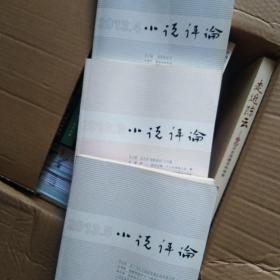小说评论2013.3 4 5三本合售有本坏