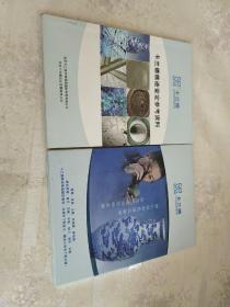 卡兰德古玩珠宝微观痕迹鉴别教学视频(2VCD)+卡兰德痕迹鉴定参考资料(合售)
