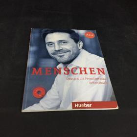 Hueberr MENSCHEN A2.1【内有大量字迹】