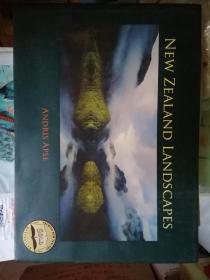 新西兰风景画册