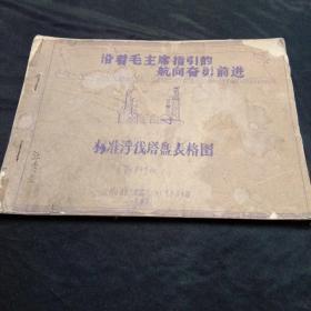 标准浮法塔盘表格图(文革期间)