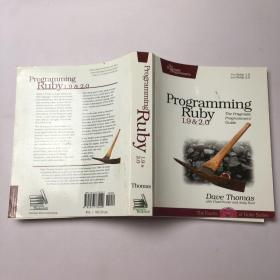 Programming Ruby 1.9 & 2.0:The Pragmatic Programmers' Guide
