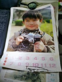 1985年历画 [4开]  [R0099]