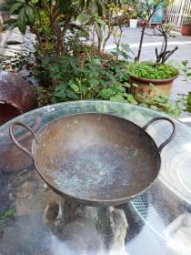 民国老铜锅(少见)