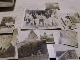 东南医学院安徽同学会欢送毕业同学纪念及相关民国老照片