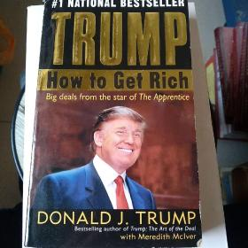 Trump: How to Get Rich 地产大亨特朗普 - 如何致富