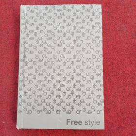 Free style:Format/Layout/Typography(英文原版,自由风格:版式·布局·排印)