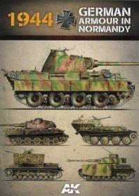 1944 German Armour in Normandy-1944年诺曼底德军装甲部队