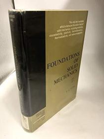Foundations Of Solid Mechanics