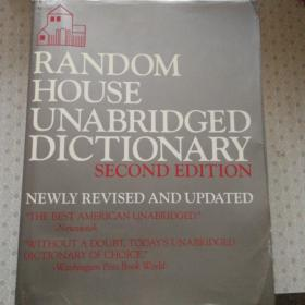 Random House Unabridged Dictinary Newly Revised and Updated Second Edition