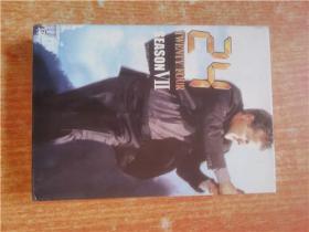 DVD 光盘 9碟 24 TWENTY FOUR SEASON Ⅶ